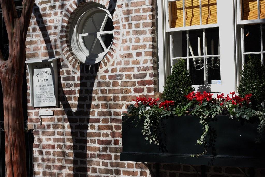 Charleston Poinsett Tavern House