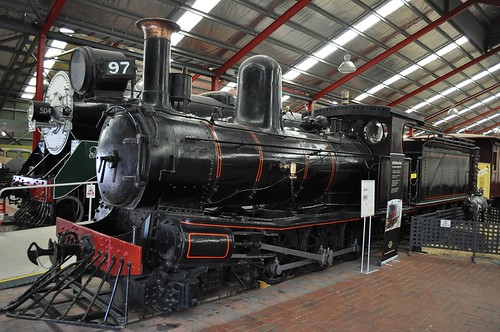 Aussie Steam Engine