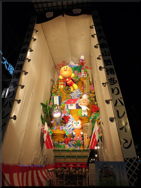 Photo:2014-07-11_T@ka.'s Life Log Book_【福岡】博多祇園山笠を巡る夜散歩 各所の山笠を巡ってみました_06 By:logtaka