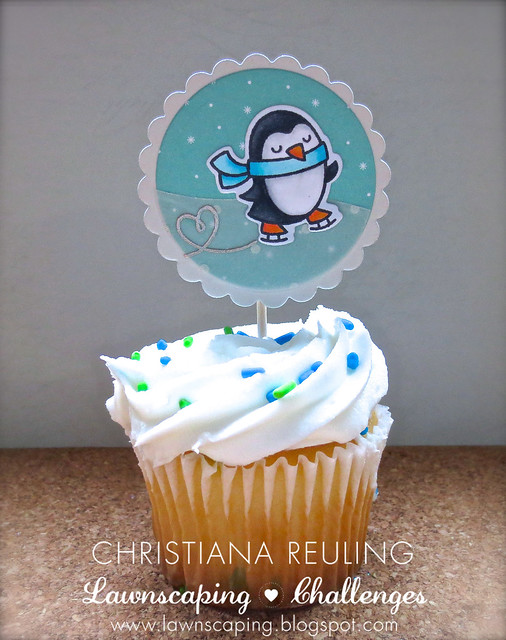 christiana r penguintopper
