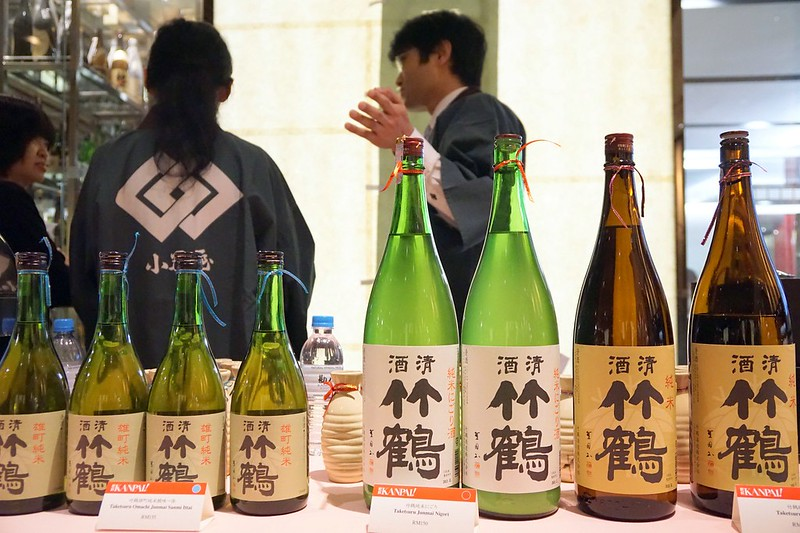 Kampachi Japanese restaurant - KANPAI! With Sake Masters -008