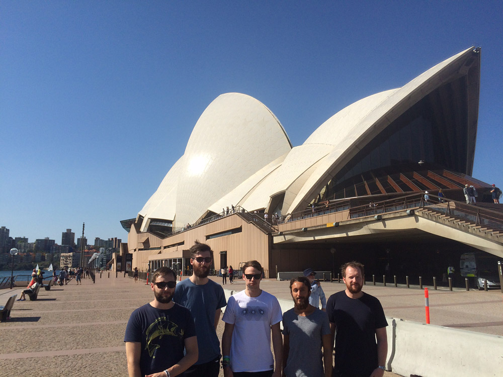 Tour Diary: Maybeshewill