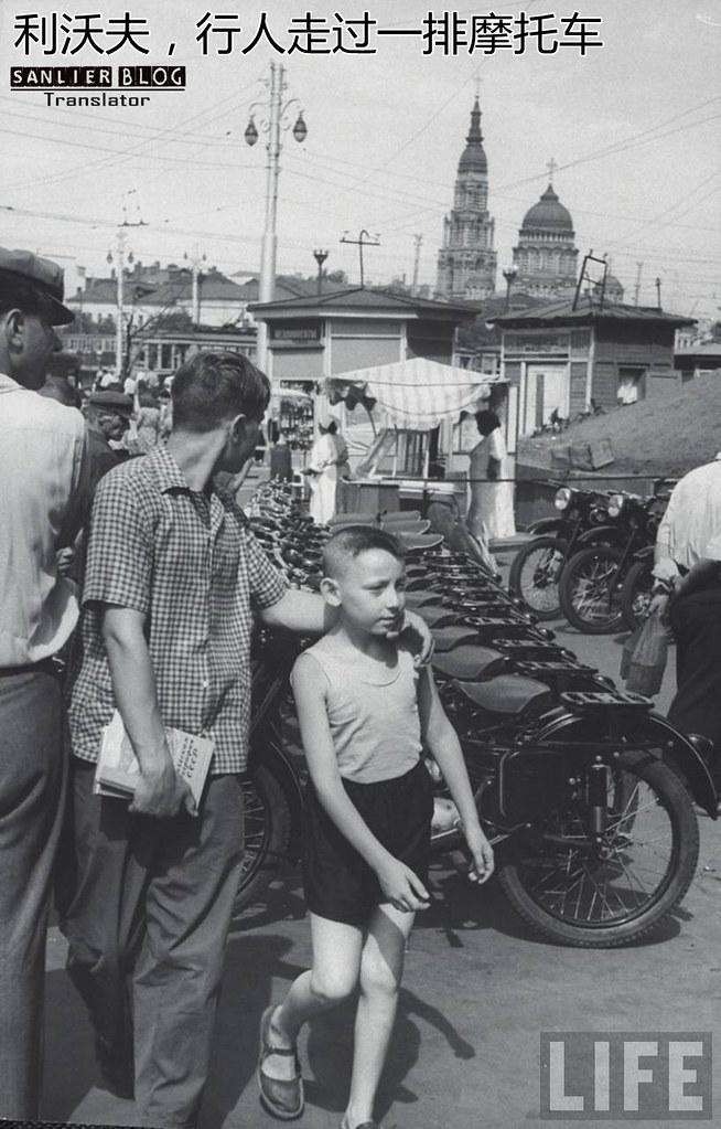 1958-1960年苏联(杰瑞·库克 摄)33