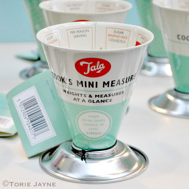Tala mint Cook's mini measure