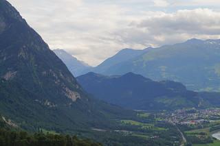 051 Uitzicht hotel Liechtenstein