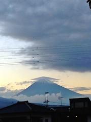 Mt.Fuji 富士山 10/25/2014