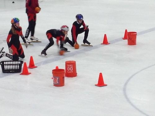 Pumpkin Curling