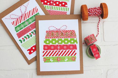 present cards
