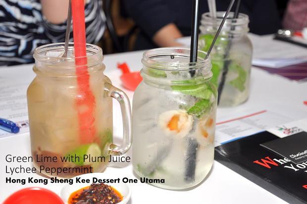 Hong Kong Sheng Kee Dessert OneUtama 2