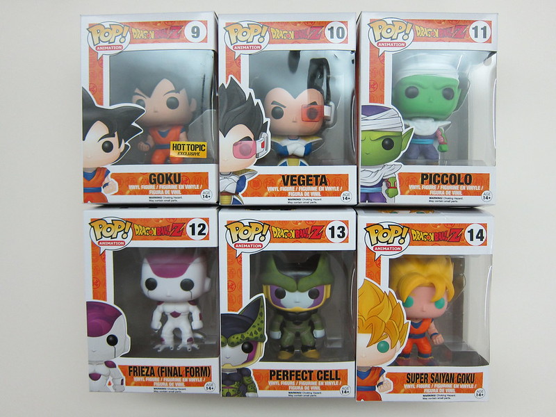 Funko Pop - Dragon Ball Z - Front