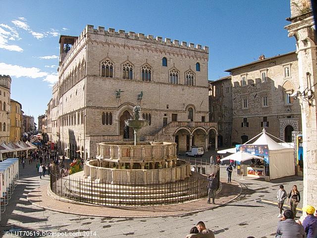 Perugia - Palazzo dei Priori3