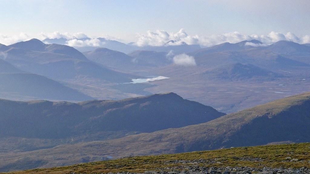 Loch a' Bhraoin and Torridon