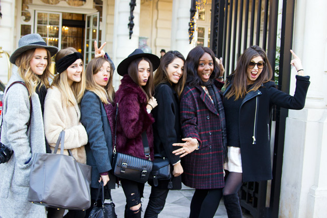 fashion blogger trip to Paris
