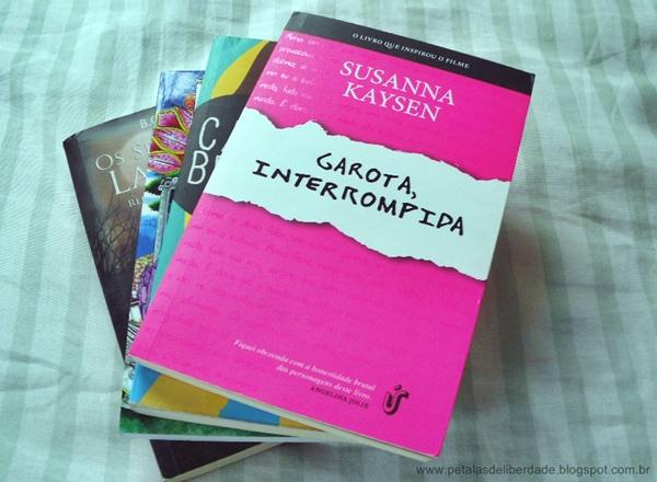 livro, Garota, interrompida, Susanna Kaysen, Unica Editora, resenha, capa, trechos, filme, quotes