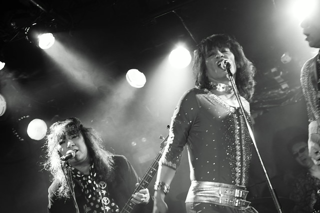 THE BEGGARS live at Outbreak, Tokyo, 21 Nov 2014. 310