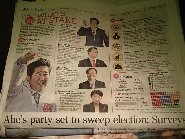 第47回衆議院議員選挙在日本 - naniyuutorimannen - 您说什么!