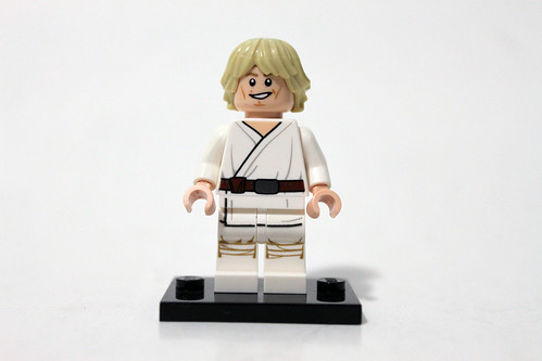 LEGO Star Wars 2014 Advent Calendar (75056) – Day 13 - Luke Skywalker