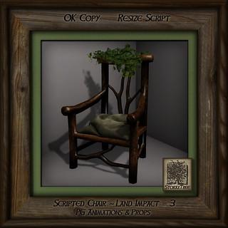 Napa Valley Chair Dk Wood Ai