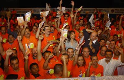 Encontro de Delegados Sindicais 2008