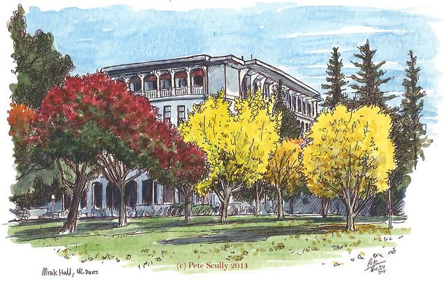 Mrak Hall, UC Davis