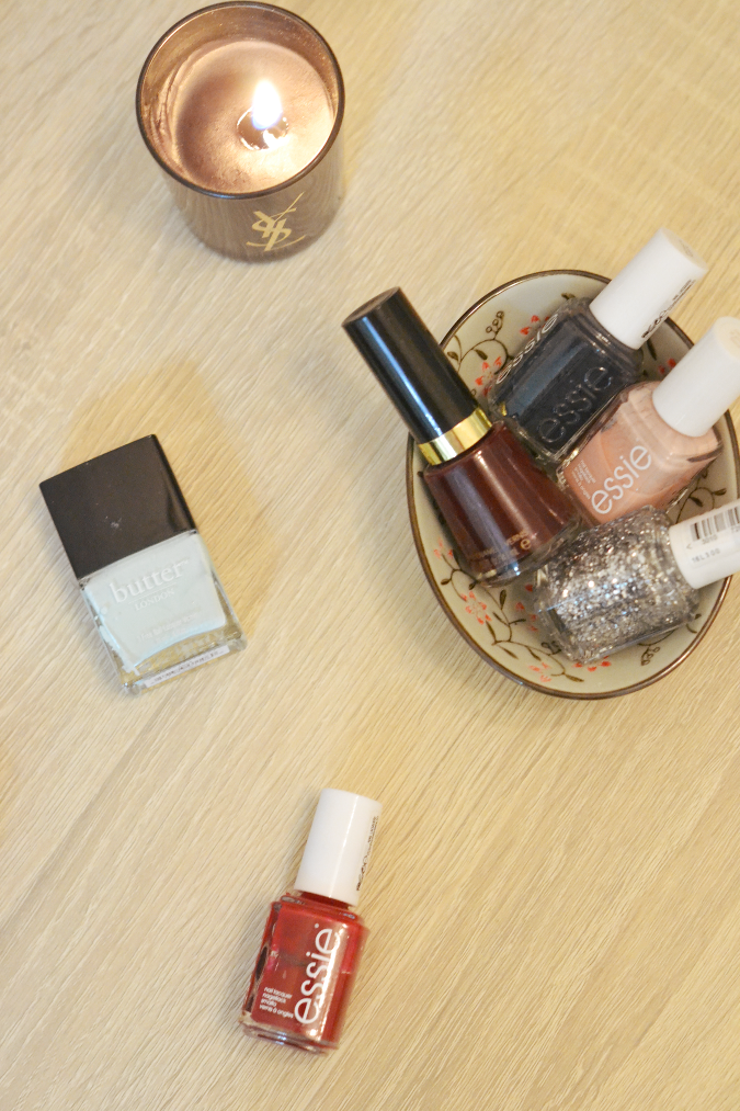 Daisybutter - Hong Kong Fashion and Lifestyle Blog: winter 2014 nail colours
