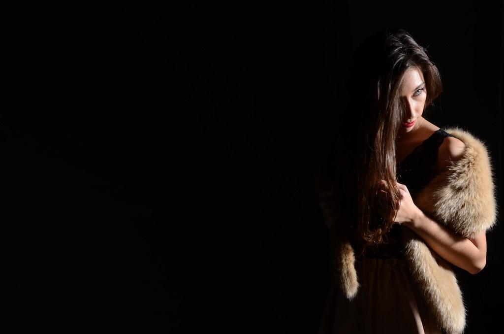 Raquel, una model de Girona. Un luxe poder-li fer fotos