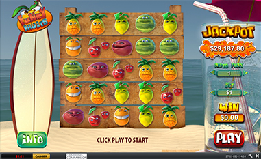 Funky Fruits slot game online review
