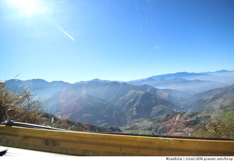 清境觀光巴士 合歡山 石門山2