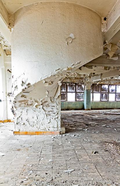 staircase //kunsumfleischfabrik dresden