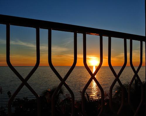 sunset sea meer sonnenuntergang cuba kati kuba 2014 caribbeansea karibik nikon1v1