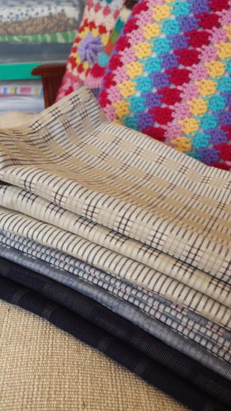 teacher gifts - Thai cotton double gauze scarf