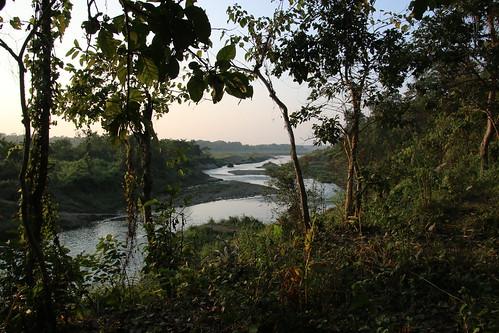 River in Chitwan NP