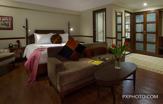 Club Duplex Suite | Hanoi La Siesta