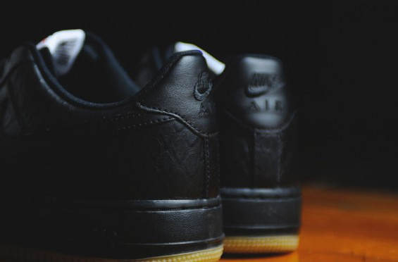 "purchase cheap f6867 e1715 Nike Air Force 1 Low ""Croc and Gum"" Pack (More Images)5"