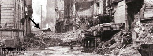 坦克战:活活烧死22