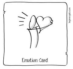 Emotion Card