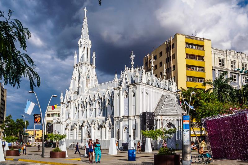 Iglesia la Ermita, Cali - Colombia