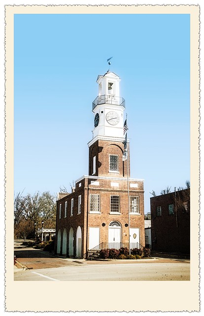 Winnsboro Clock Tower