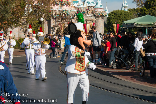 Mickey and the Disneyland Band