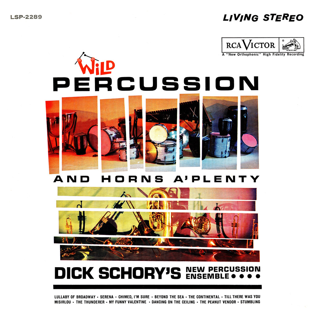 Dick Schory - Wild Percussion
