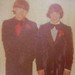 Small photo of Prom 1976 John Stratton & Bruce Sallee