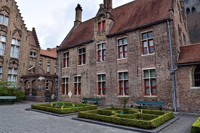 St. Janshospitaal & Memlingmuseum