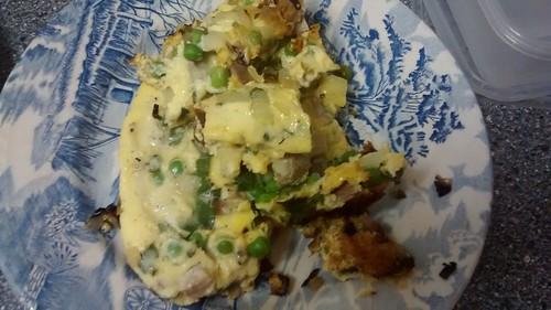 pork omelette May 16