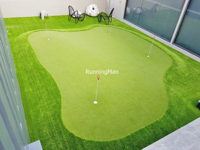 The Residence On Thonglor 08 - Golf Putting Green