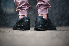 "Nike Air Max 1 Safari PRM ""Black Bonsai"""