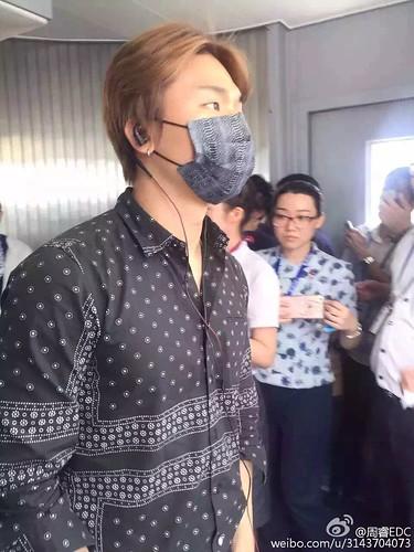 BIGBANG Arrival Nanning (17)