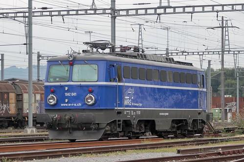 2016 kecko switzerland swiss schweiz suisse svizzera ostschweiz rheintal stmargrethen sg railway railroad eisenbahn bahn locomotive lokomotive wrs ae1042 918510420410wrsch elin bbc siemens swissphoto rheintalbild geotagged geo:lat=47452130 geo:lon=9644880