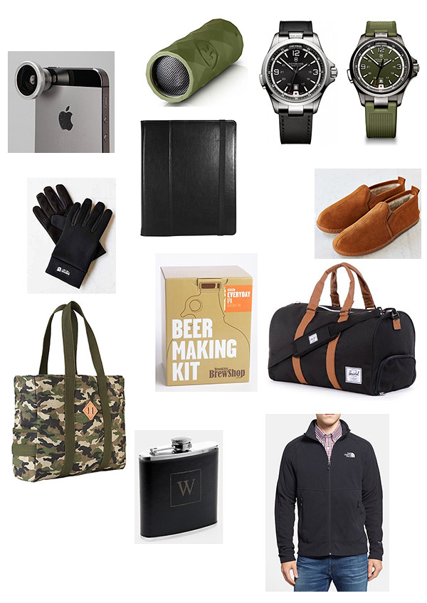 Mens Giftguide