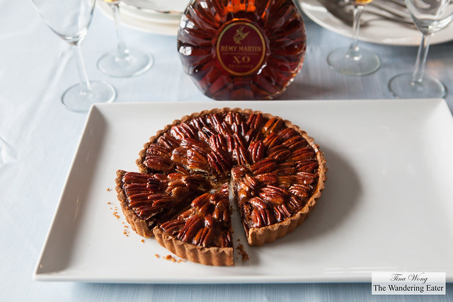 Pecan pie for dessert