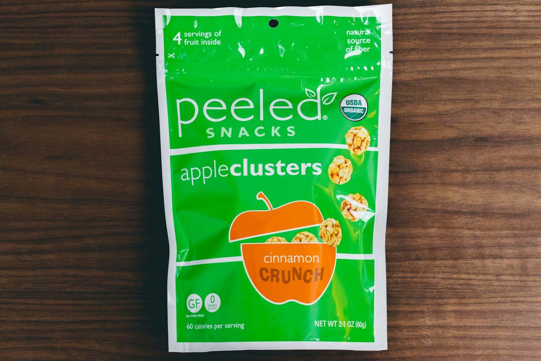 Peeled Snacks Cinnamon Crunch Apple Clusters
